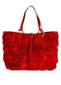 Torby czerwone Valentino 3