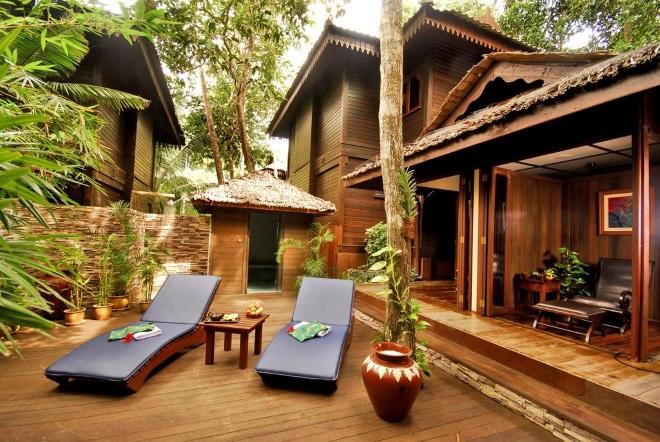 The Taaras Beach & Spa Resort - лучший курортный отель