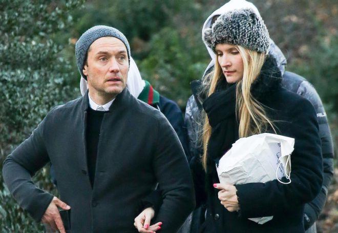 Филиппа Коэн, 30-летняя возлюбленная Лоу, не беременная