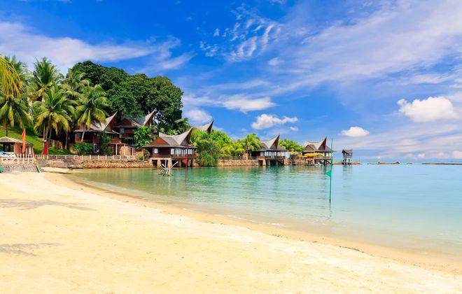 Остров Батам, Индонезия