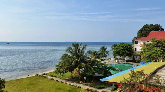 Курортный остров Бинтан, Индонезия