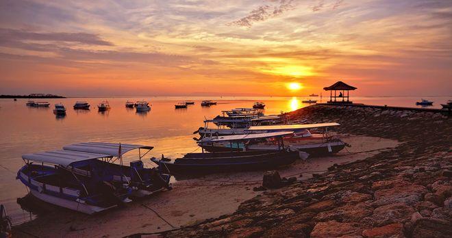 Курорт Танжунг Беноа, Индонезия