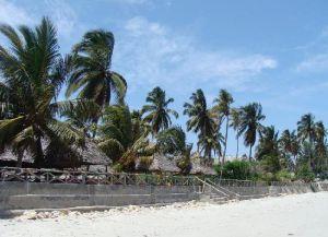 Пляжи Багамойо