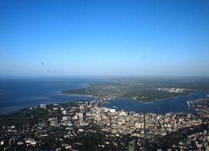 Панорама Дар-эс-Салама