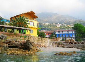 Albańskie kurorty na morzu10