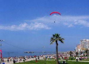 Albańskie kurorty na morzu1
