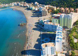 Albańskie kurorty na morzu3