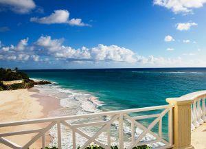 Вид на пляж Крейн Бич