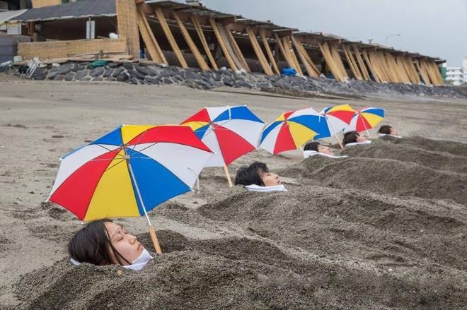 Песчаные ванны Ибусуки