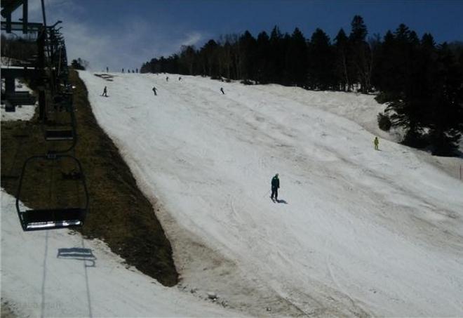 Тенгендаи - курорт для начинающих лыжников