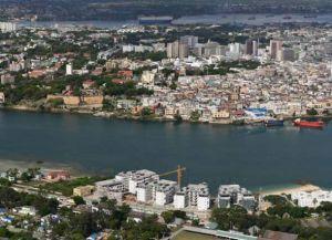 Момбаса - второй по величине город Кении
