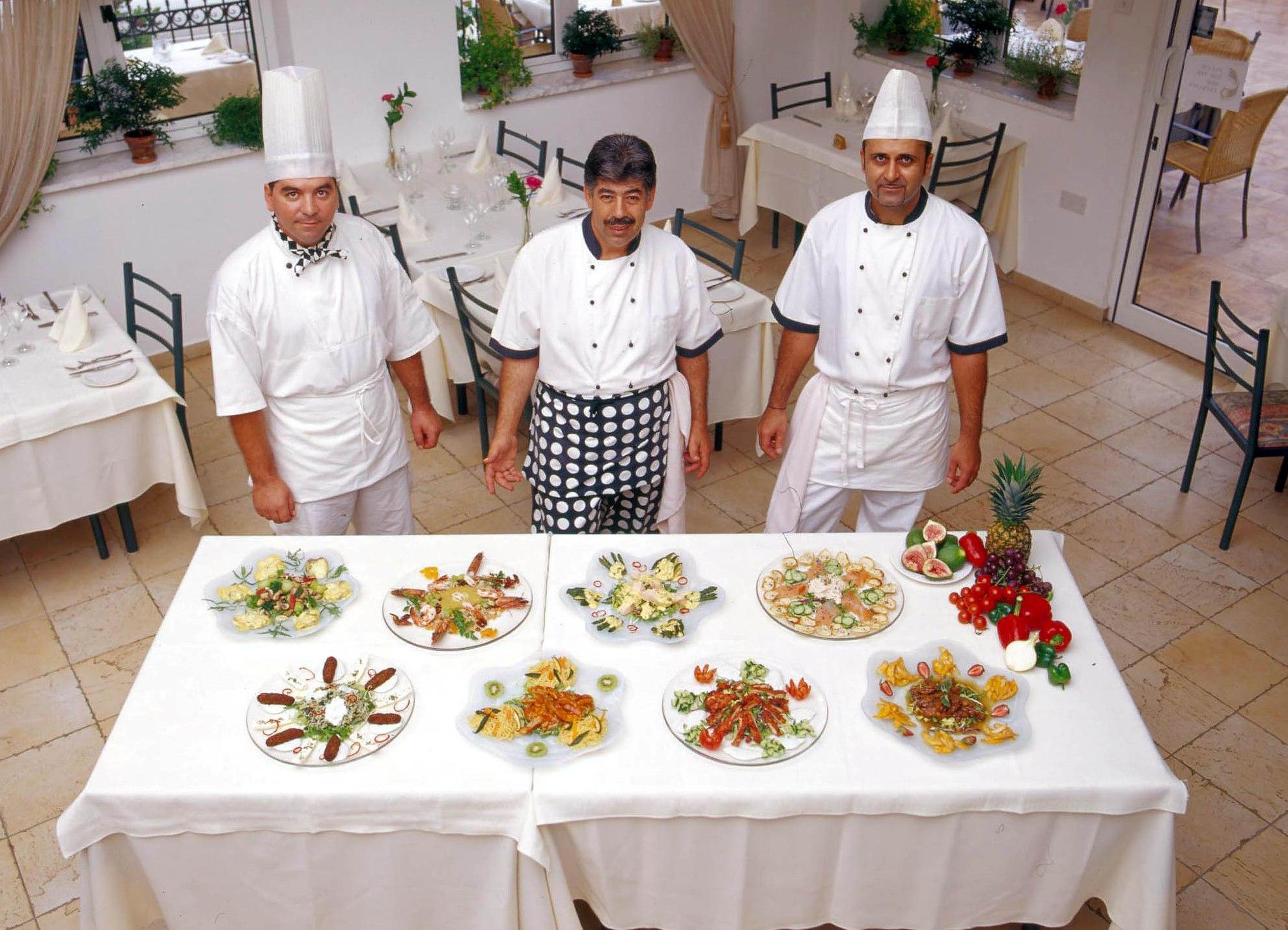 Sienna Restaurant в Пафосе