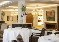 Ресторан Le Chat-Botté (Hôtel Beau Rivage)