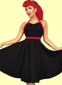 Sukienki w stylu retro2