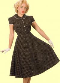 Sukienki w stylu retro7