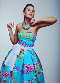 Sukienki w stylu retro9
