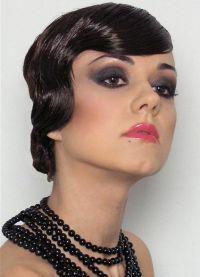 makijaż retro 1