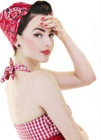 makijaż retro 6