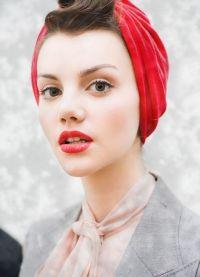 makijaż retro 8