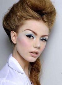 makijaż retro 9