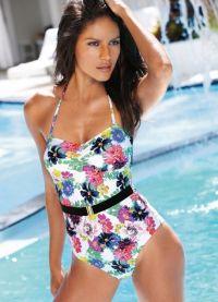 Retro strój kąpielowy 2013 4