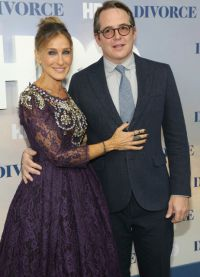 Актриса с мужем