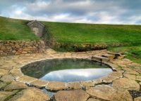 Термальный бассейн, который любил посещать Снорри Стурлусон