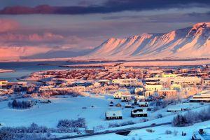 Рейкьявик - зимой