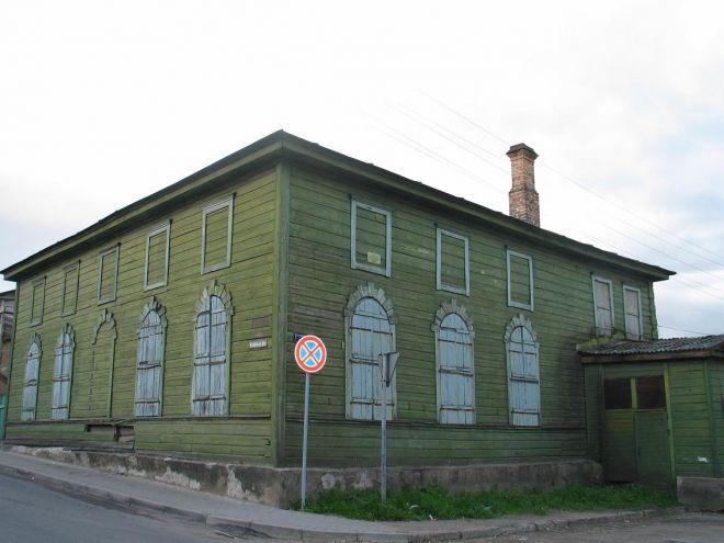 Зеленая синагога