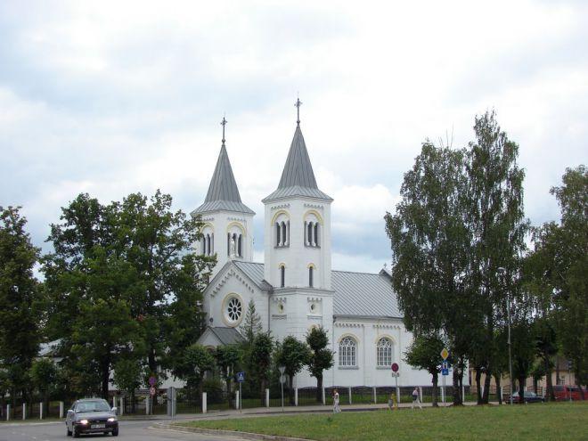 Римско-католический костел Страданий Богоматери