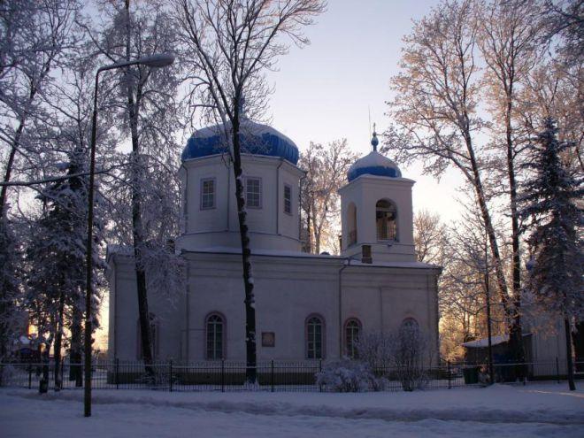 Православный собор Рождества Пресвятой Богородицы