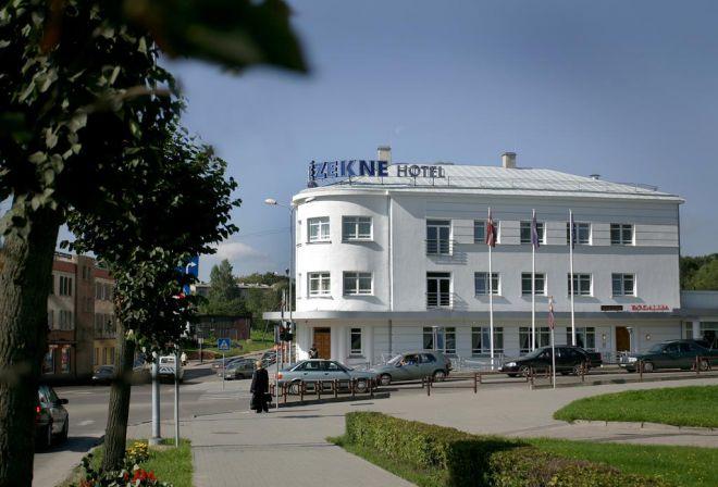 Отель Kolonna Hotel Rezekne
