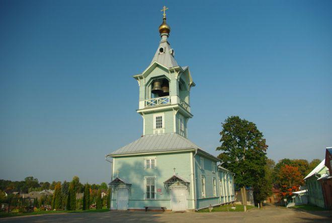 Старообрядческая моленная Святого Николая
