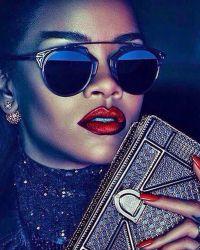 Рианна в рекламе Dior