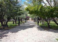 Площадь Сан-Мартина