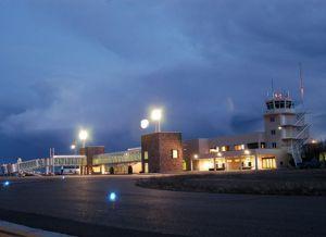 Международный аэропорт Рио-Гальегос