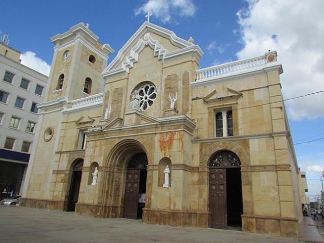 Кафедральный собор - главная достопримечательность города