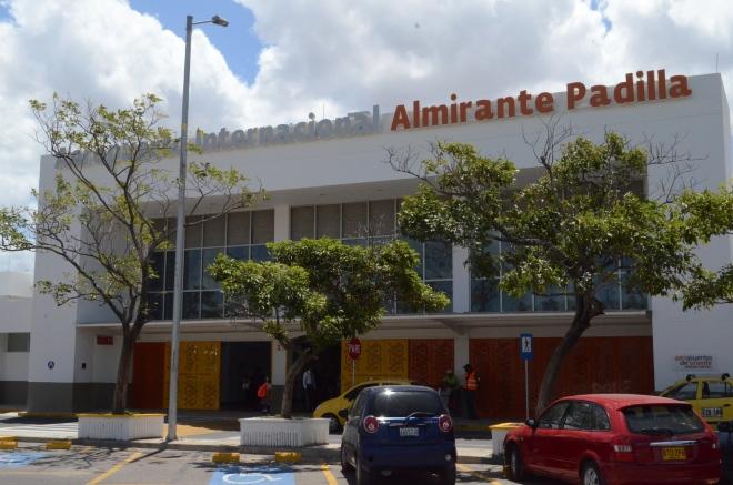 Аэропорт имени адмирала Падильи