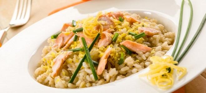 rižoto s ribom