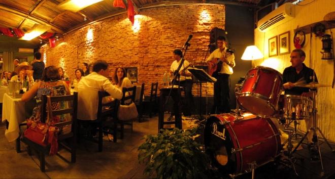 Стейк-хаус El Galpon - один из лучших в городе