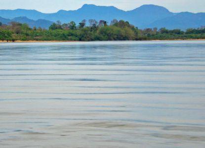 Река Сан - чистые воды и песчаные берега