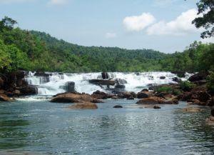 Водопад Татай