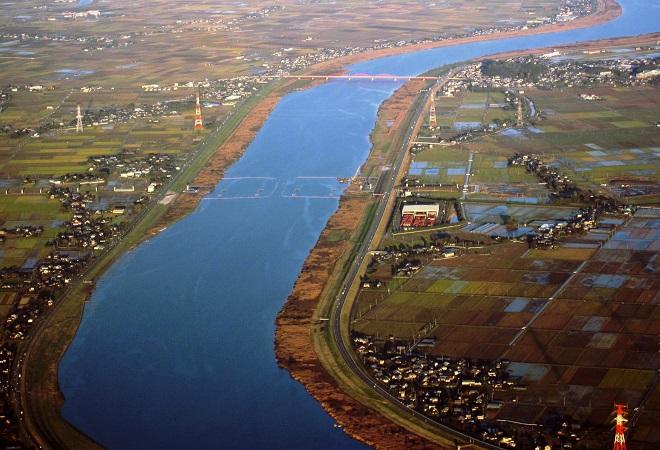 Река Тоне