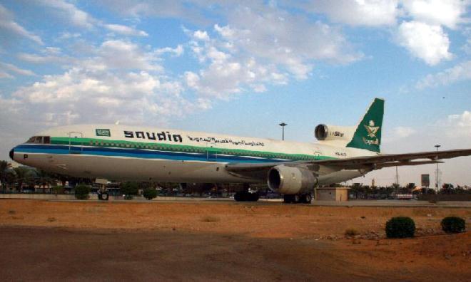 В аэропорту Эр-Рияда