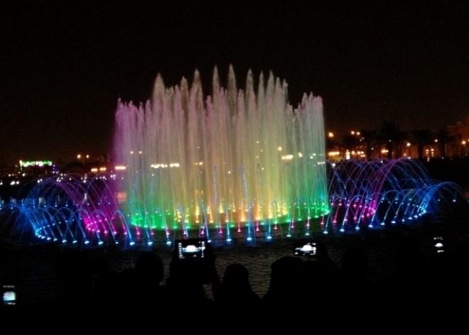 Парк King Abdullah Par