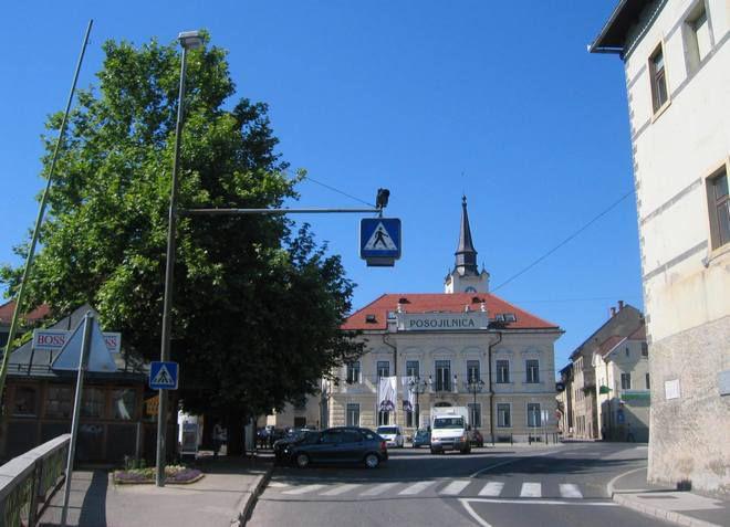 Улицы Чрномеля