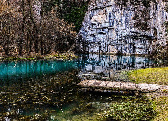 Живописная природа в Чрномеле