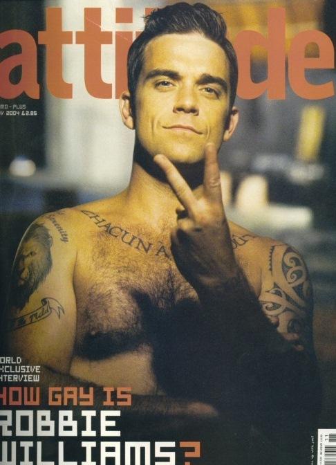 Публикация Attitude в 2004 году