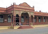 Музей железнодорожного транспорта Арчер-Парк