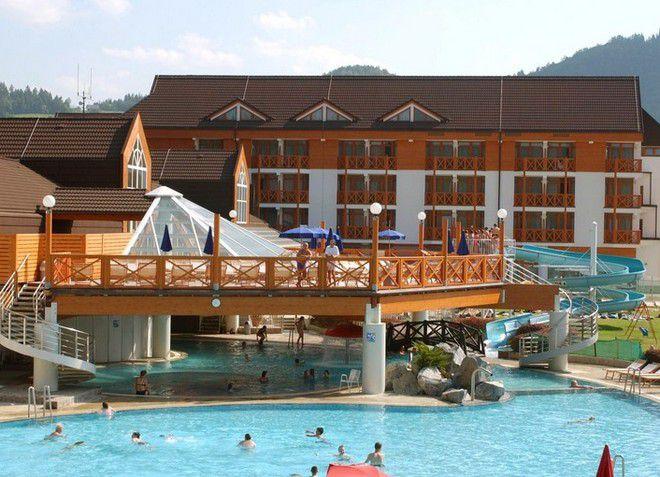Термальный курорт Рогашка-Слатина